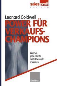 Power F r Verkaufs-Champions