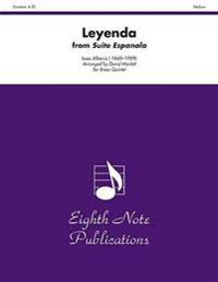 Leyenda (from Suite Espanola): Score & Parts
