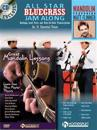 Mandolin Jam Along Bundle Pack: Includes All Star Bluegrass Jam Along for Mandolin (Book/CD) and Great Mandolin Lessons DVD