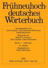 Frühneuhochdeutsches Wörterbuch