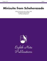 Minisuite from Scheherazade: Flute and Keyboard