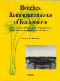Menches, Komogrammateus of Kerkeosiris