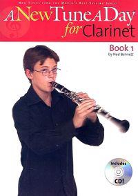A New Tune a Day - Clarinet, Book 1 [With CD]
