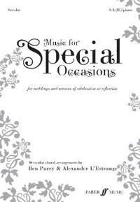 Music for Special Occasions -- Secular