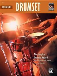 Complete Drumset Method: Intermediate Drumset, Book & CD
