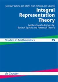 Integral Representation Theory