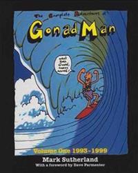 The Complete Adventures of Gonad Man, Volume One: 1993-1999
