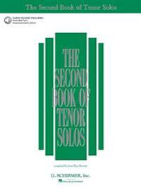 The Second Book of Tenor Solos [With 2 CD's]
