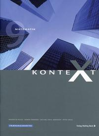 KonteXt 9 - matematik