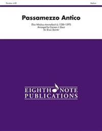 Passamezzo Antico: Score & Parts