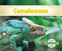 Camaleones = Chameleons