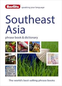Berlitz Southeast Asia Phrase Book & Dictionary