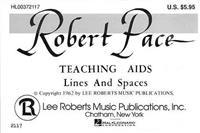 Teaching AIDS - Lines & Spaces