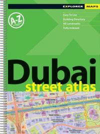 Explorer Maps Dubai Street Atlas