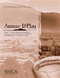 Animas-La Plata Project, Volume V: Miners, Railroaders, and Ranchers: Creating Western Rural Landscapes in Ridges Basin and Wildcat Canyon, Southweste