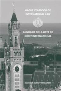 Hague Yearbook of International Law 1994 / Annuaire De La Haye De Droit International 1994
