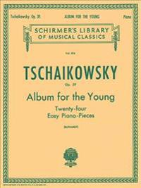 Album for the Young (24 Easy Pieces), Op. 39: Piano Solo