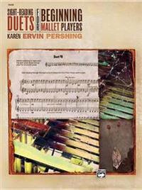 Sight-Reading Duets for Beginning Mallet Players