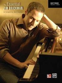The Essential Jim Brickman, Vol 1: Easy Piano Solos