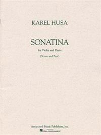Sonatina: For Violin and Piano