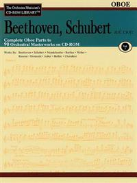 Beethoven, Schubert & More - Volume 1: The Orchestra Musician's CD-ROM Library - Oboe