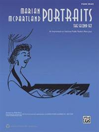 Marian McPartland Portraits: The Second Set: Piano Solos