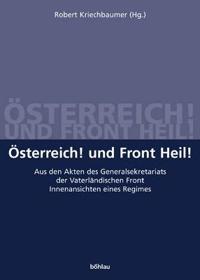 Österreich! und Front Heil!