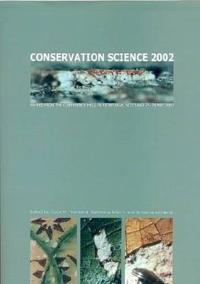 Conservation Science 2002