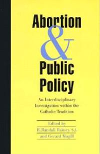 Abortion and Public Policy