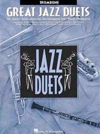 Great Jazz Duets: Trombone