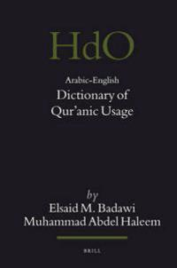 Arabic-English Dictionary of Qur'anic Usage