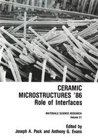 Ceramic Microstructures '86