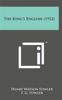 The King's English (1922)