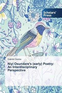 Niyi Osundare's (Early) Poetry