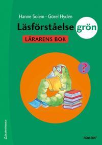 Läsförståelse Grön Lärarens bok