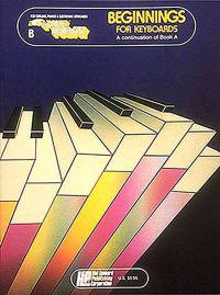 Beginnings for Keyboards, Book B