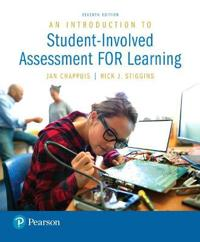 Introduction to Student-involved Assessment for Learning + Myeducationlab With Enhanced Pearson Etext Access Card