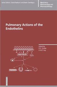 Pulmonary Actions of the Endothelins