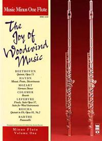 The Joy of Woodwind Music, Volume One with CD (Audio)