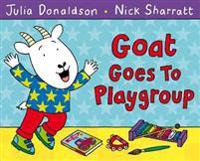 GOAT GOES TO PLAYGROUP PB