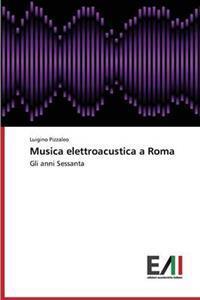 Musica Elettroacustica a Roma