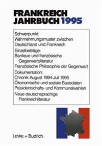 Frankreich-Jahrbuch 1995
