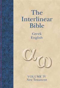 Interlinear Greek-English New Testament-PR-Grk/KJV