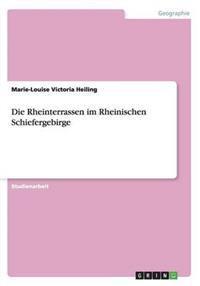 Die Rheinterrassen Im Rheinischen Schiefergebirge