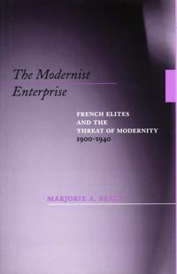 The Modernist Enterprise