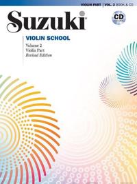 Suzuki Violin School: Violin Part, Volume 2 [With CD]
