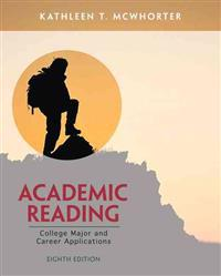 Academic Reading Plus Mylab Reading with Etext -- Access Card Package