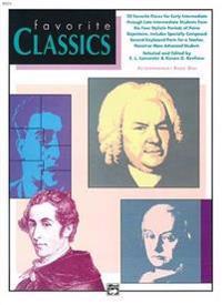 Favorite Classics, Bk 1: Accompaniment