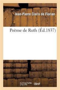 Po�me de Ruth