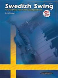 Swedish Swing: Violin Ensembles, Book & CD